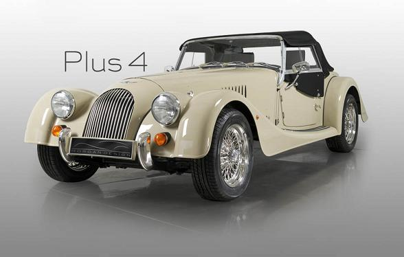Morgan Plus 4 Sports